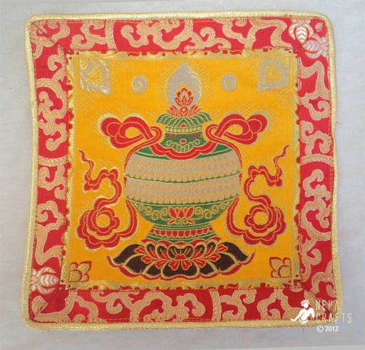 Treasure Vase Altar Cloth - nepacrafts