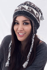 Natural Color Woolen Cap - NepaCrafts