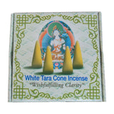 Tibetan Deities Herbal Cone Incense