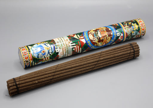 108 Medicinal Herbal Pelri Zingkham Bhutanese Incense - nepacrafts