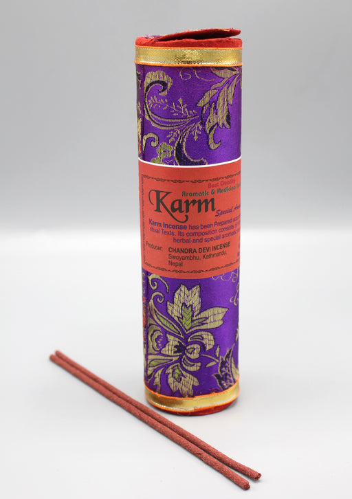 Karm Aromatic and Medicinal Incense - nepacrafts