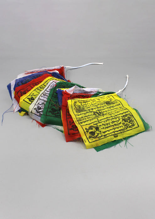 Polyester Tibetan Wind horse Prayer Flags