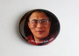 His Holiness Dalai Lama Fridge Magnet