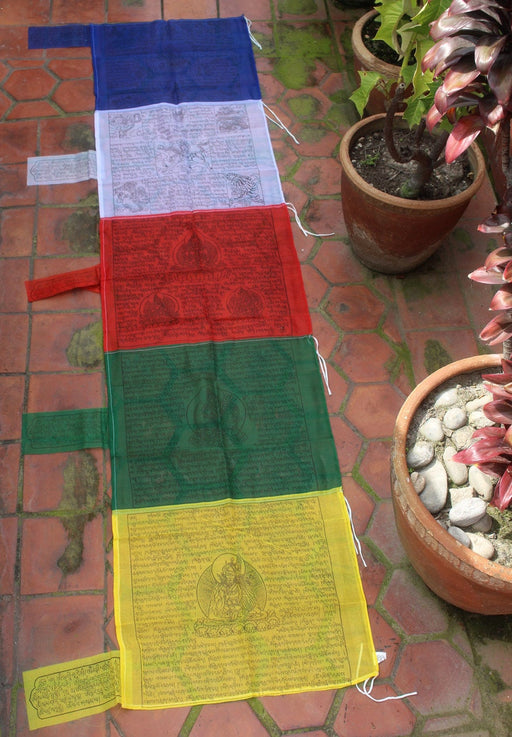 Polyester Darchor Vertical Prayer Flag