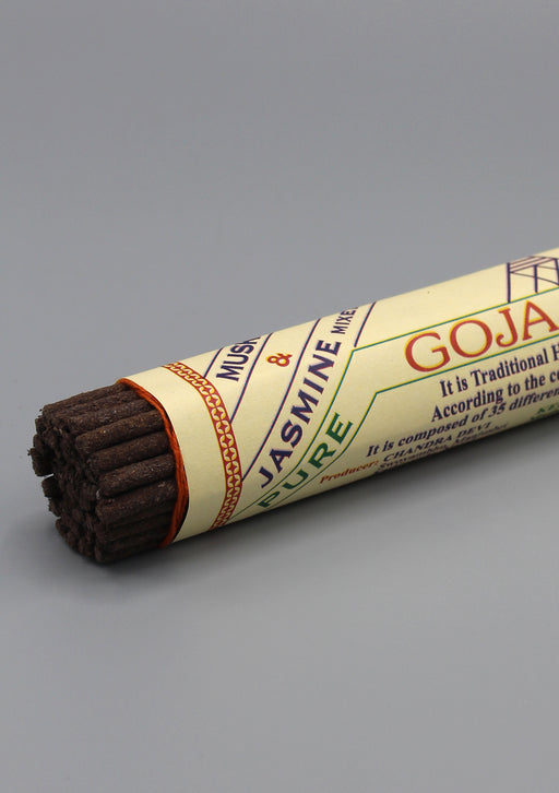 Musk and Jasmine Mixed Pure Goja Incense - nepacrafts