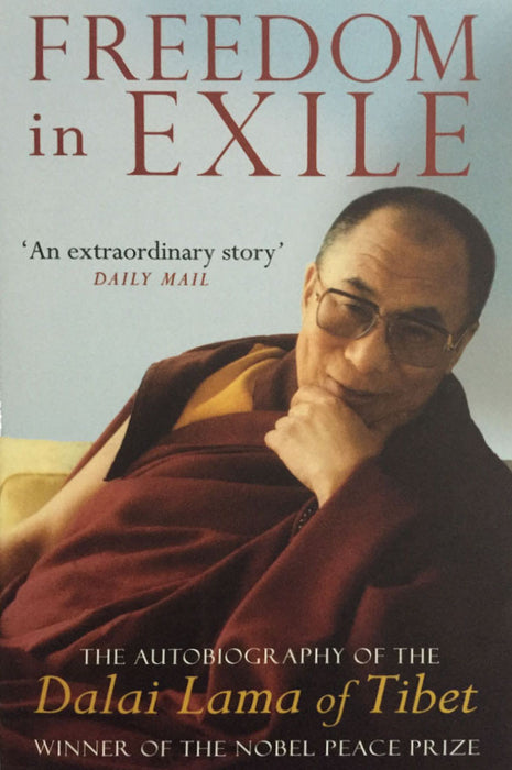 Freedom In Exile-The Autobiography of Dalai Lama of Tibet - nepacrafts