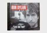 "Bob Dylan ""Love and Theft"" - NepaCrafts"