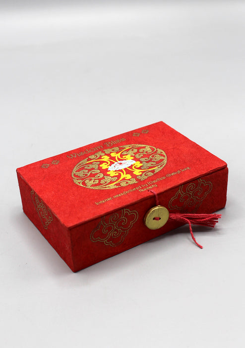 Wisdom Bliss Tibetan Incense Box