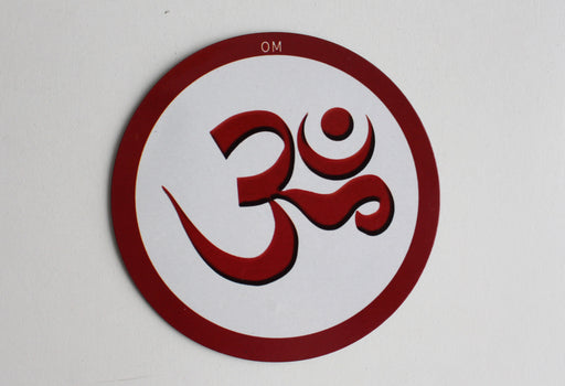 Om Printed Fridge Magnet - nepacrafts