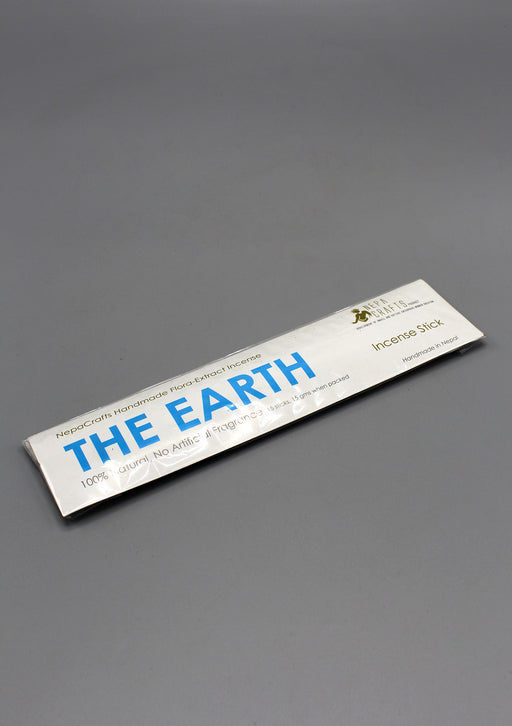 100% Natural The Earth Incense Sticks - nepacrafts