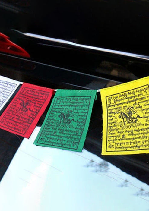 Baby Windhorse Prayer Flags