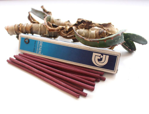 Set of 12 Denim Dhoop Sticks - nepacrafts