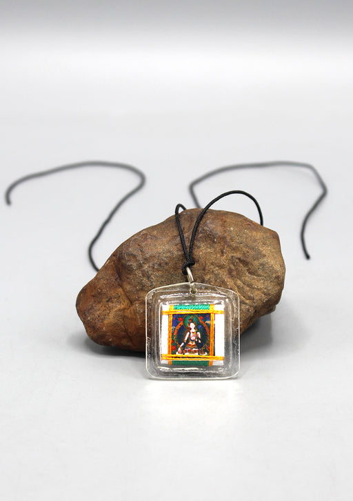 White Tara Protection Amulet