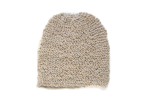 Natural Color Earthy Hemp Cap, Hemp Unisex Beanie - nepacrafts