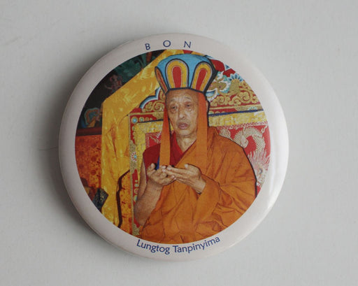BON Buddhist Lungtog Tanpinyima Fridge Magnet - nepacrafts