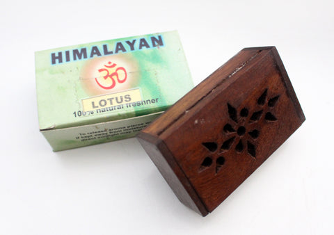 100% Natural Lotus Air Freshener and Home Fragnance