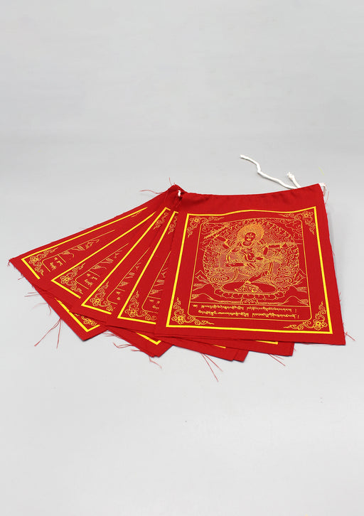 Yidam Kurukulle Tibetan Prayer Flags