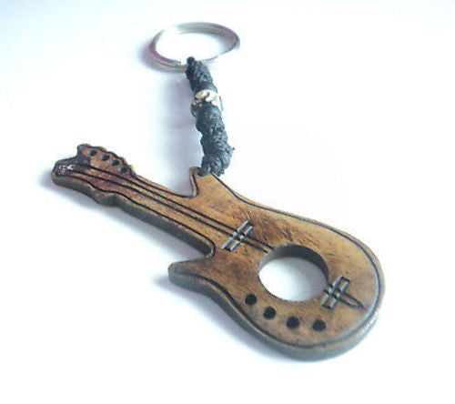 Musical Guitar Shaped Keychains - nepacrafts