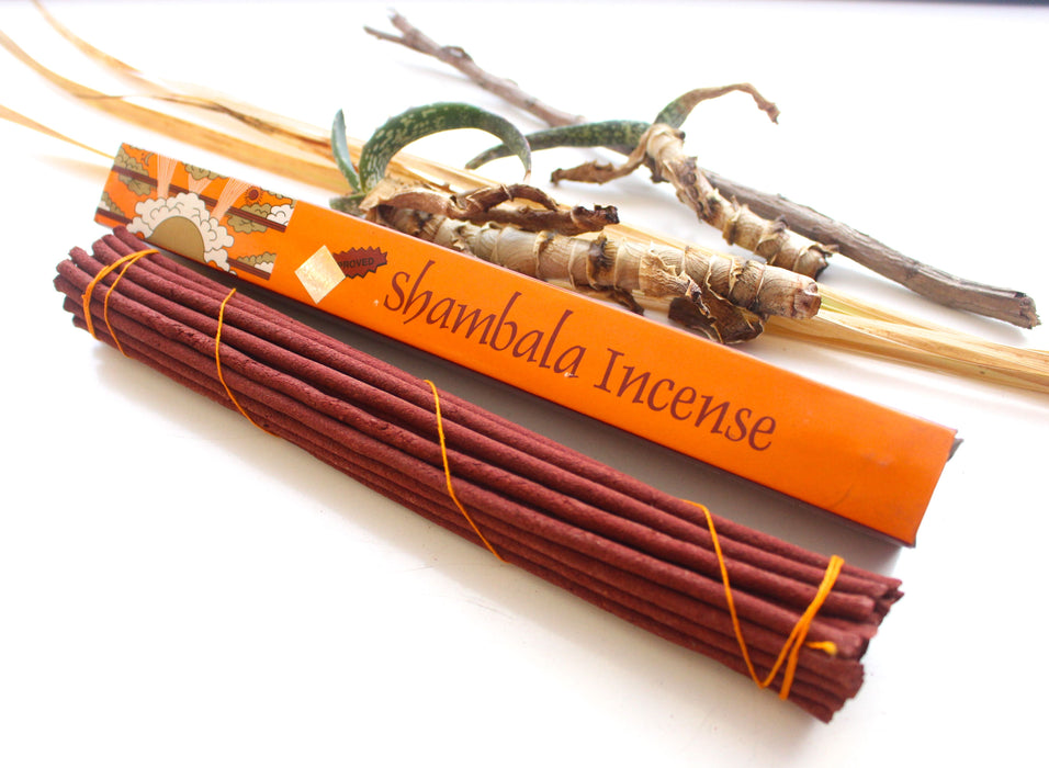Long Shambala Incense Sticks - nepacrafts