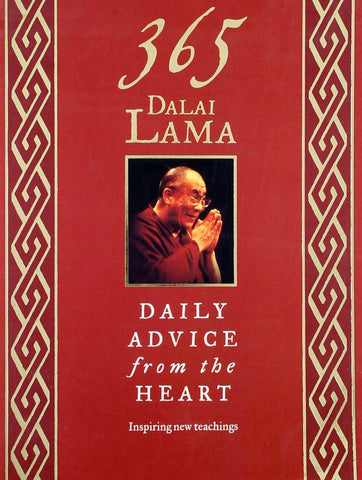 365 Dalai Lama-Daily Advice from the Heart - NepaCrafts