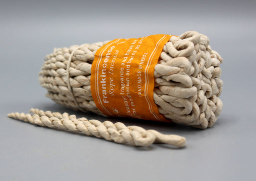 FrankIncense Rope Incense - nepacrafts
