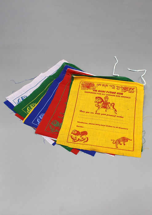 Wish Prayer Flags