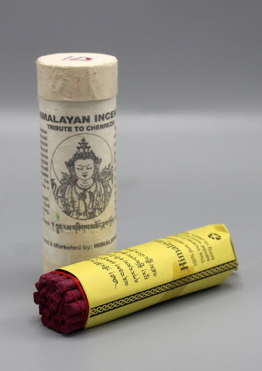 Himalayan Incense Tribute to Chenrezig - nepacrafts