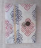 Eternal Knot Design Lokta Paper Journal Book - NepaCrafts