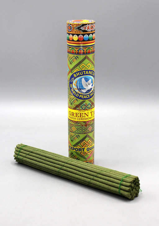 Green Tara Wish Fulfilling Bhutanese Incense