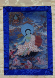 Milarepa, Great Yogi of Tibetan Wall Hanging