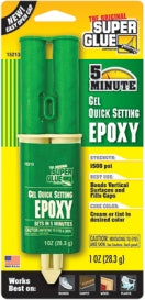 15213 - Quick Setting Gel Epoxy