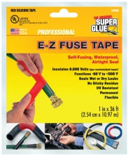 15405 - E-Z Fuse Tape, Red 36ft