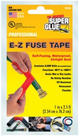 15410 - E-Z Fuse Tape, Red 2.5ft