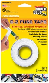 15411 - E-Z Fuse Tape, White 10ft