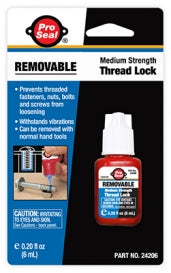 N24206 - 6ml Medium Strength Removable Thread Lock