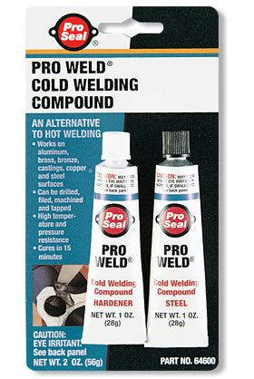 N64600 - Pro-Weld Cold Welding Compound