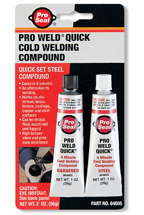 N64605 - Pro-Weld Quick Cold Weld Compound
