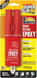 SY-QS - Quick Setting Epoxy Adhesive