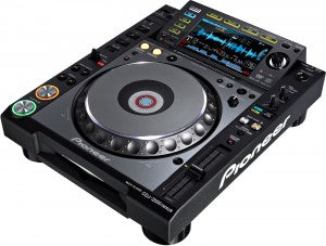 No Regret Productions Pioneer-CDJ2000-Nexus