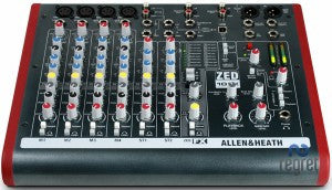 Allen & Heath  ZED 10FX 4-Channel