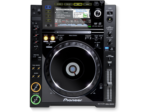 Pioneer CDJ2000 Digital DJ Deck