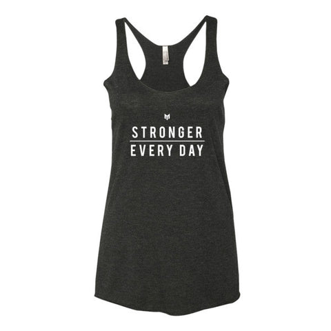 'Stronger' Women's tank top