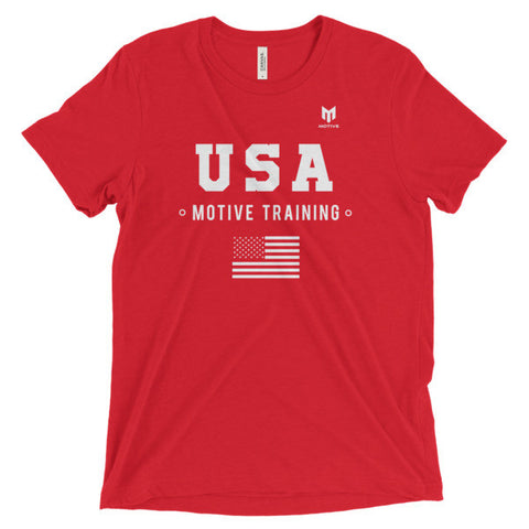USA Training Tee