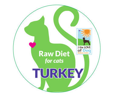 Cats- Turkey Cookable 1lb Container