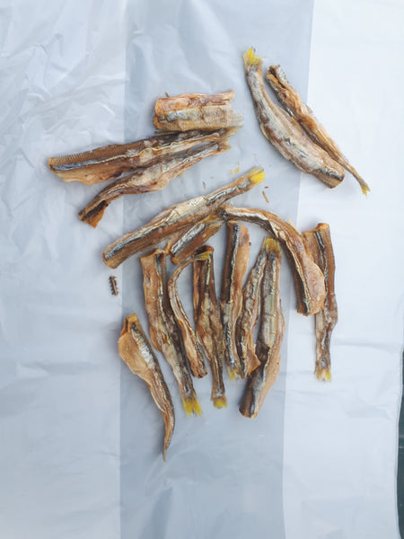Dehydrated Smelts- 100g