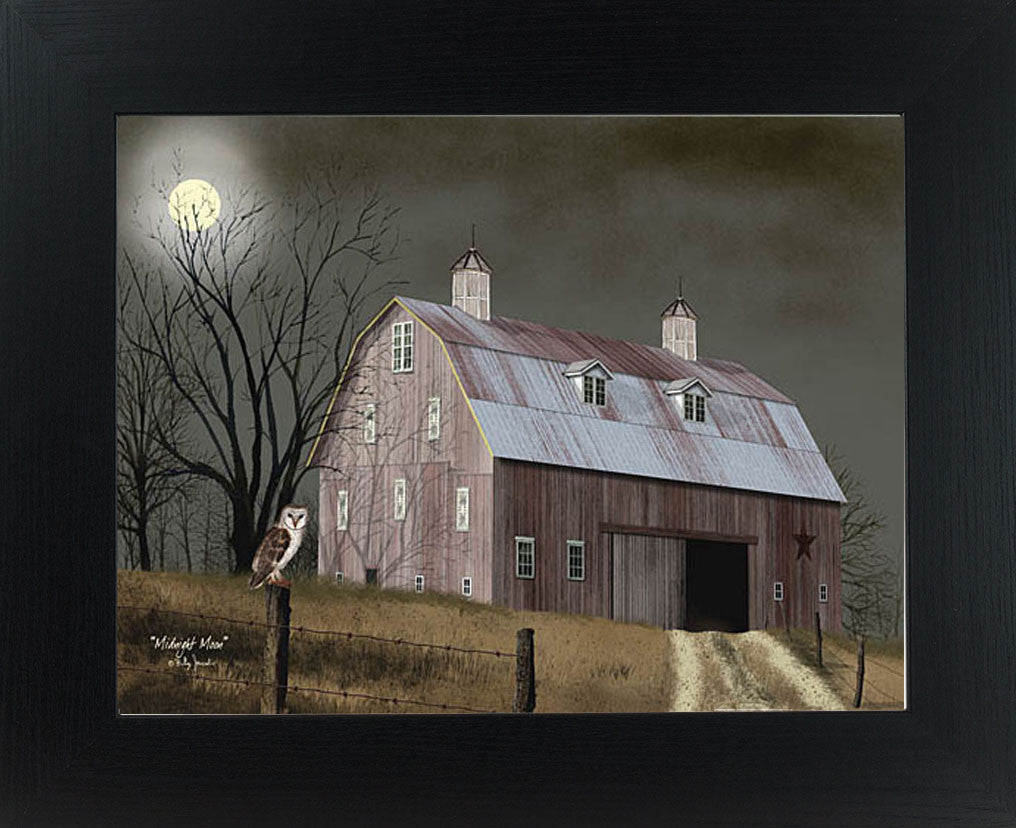 Midnight Moon Artist Billy Jacobs BJ1042