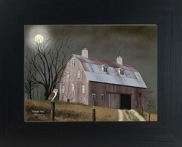 Midnight Moon Artist Billy Jacobs BJ1042 - Summer Snow Art