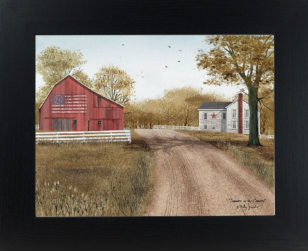 Summer in the Country by artist Billy Jacobs BJ1055