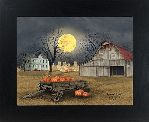 Harvest Moon by artist Billy Jacobs BJ1094