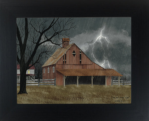 Dark and Stormy Night by Billy Jacobs BJ1113 - Summer Snow Art